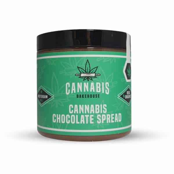 Cannabis Chocolate Spread