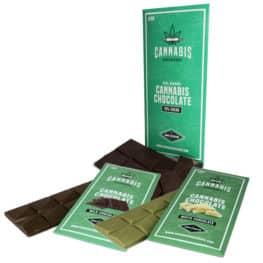 Cannabis Chocolate