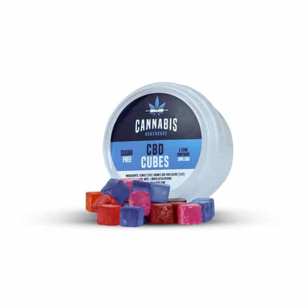 Cannabis Candy Cubes
