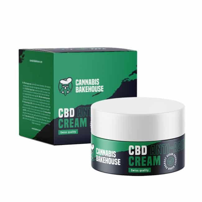 CBD Anti Aging Cream