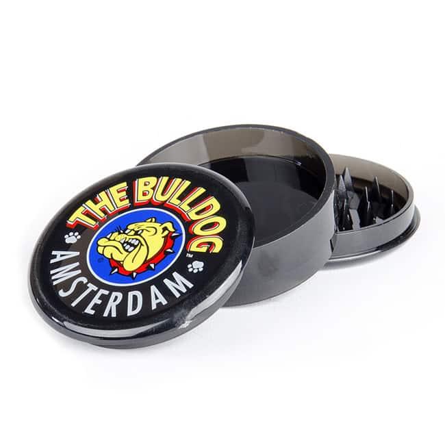 The bulldog plastic grinder