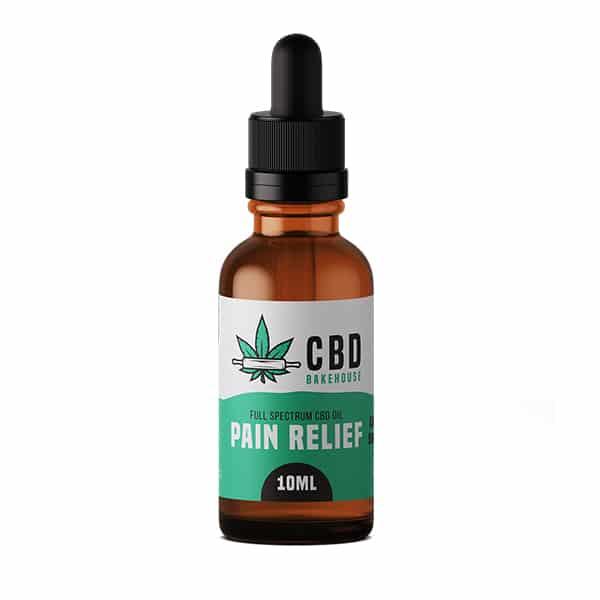 CBD Oil Pain Relief