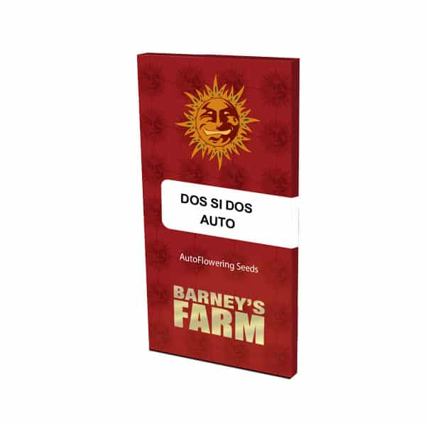 Buy Dos Si Dos Auto by Barneys Farm at Holland's High Fast & Discrete Worldwide Shipping!
