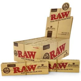RAW King Size Slim Classic with tips