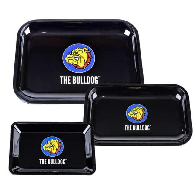 The Bulldog Rolling tray