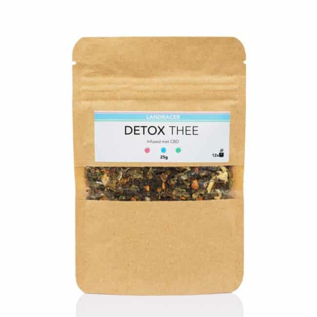 CBD Detox tea
