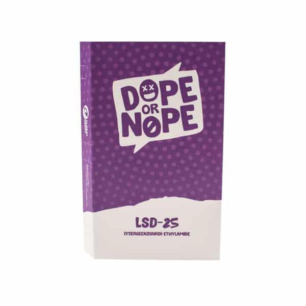 Buy LSD test - Test your LSD from your home!