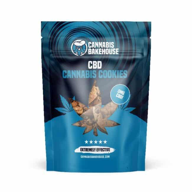 CBD Cannabis Cookies from Cannabis Bakehouse Amsterdam