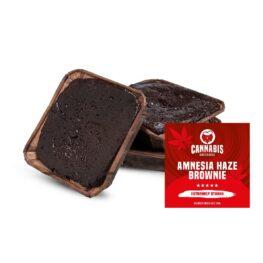 cannabis bakehouse brownie amnesia haze