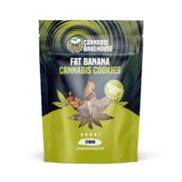 Fat Banana Cannabis Cookies from Cannabis Bakehouse Amsterdam