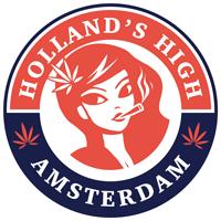 hollands high logo footer