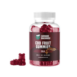cbd gummy bears cola