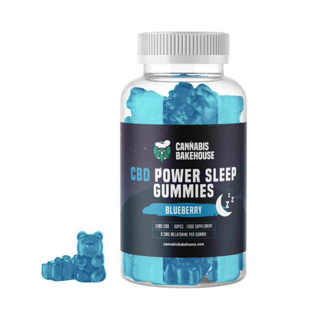 cbd gummy bears power sleep
