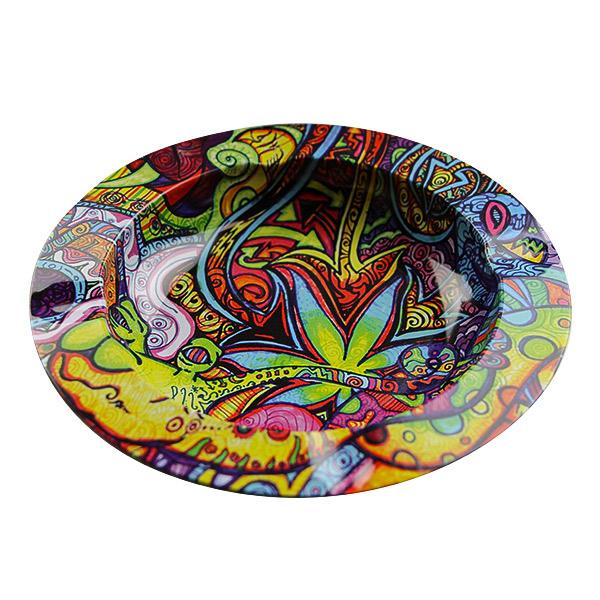 hippy ashtray