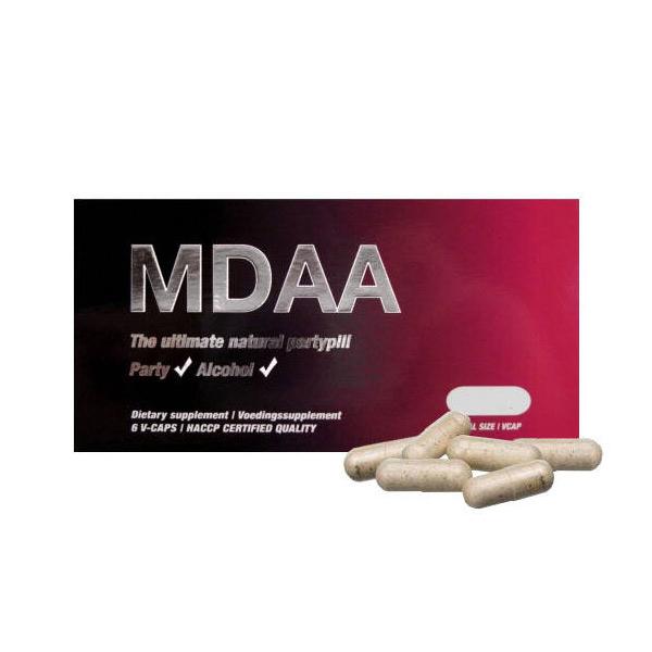 mdaa party pills