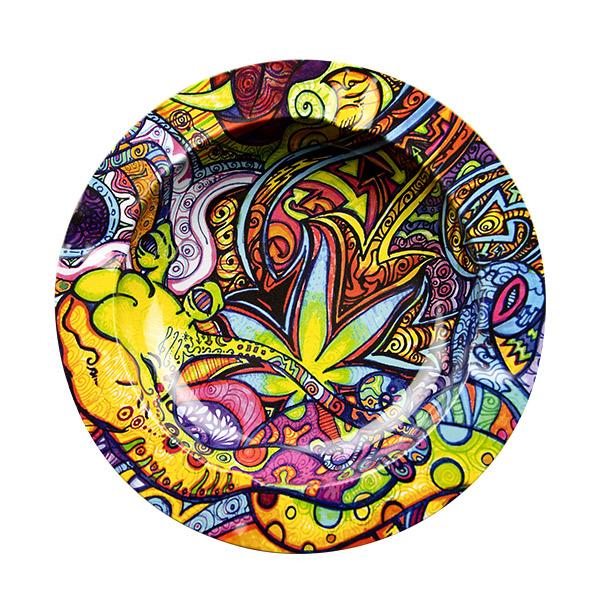 hippy ashtray colors