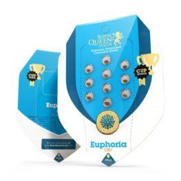 Euphoria CBD Rich Cannabis Seeds